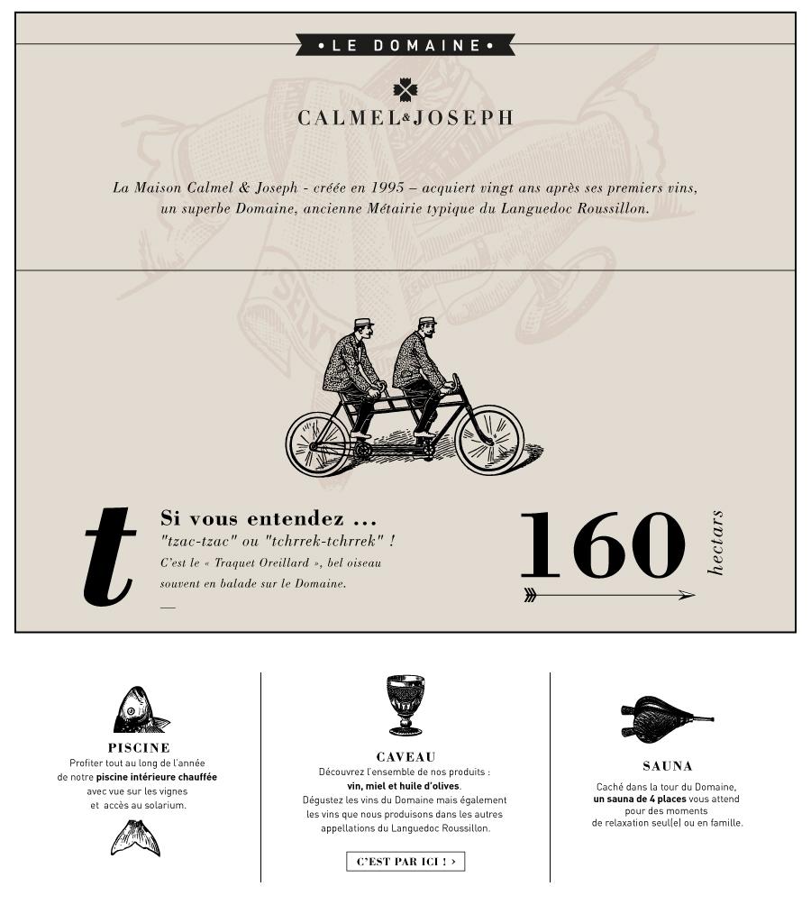 identité de marque globale - agence-s-calmel & joseph