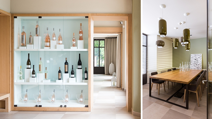 Minuty design architecture agence S & Saguez