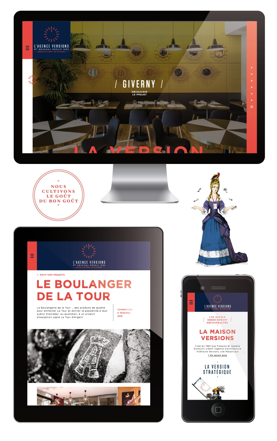 site web agence-s