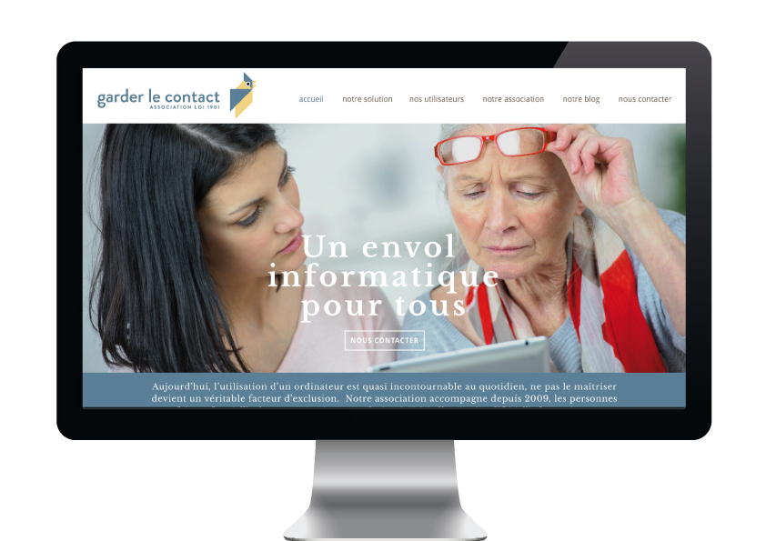 site web Agence-S & saguez