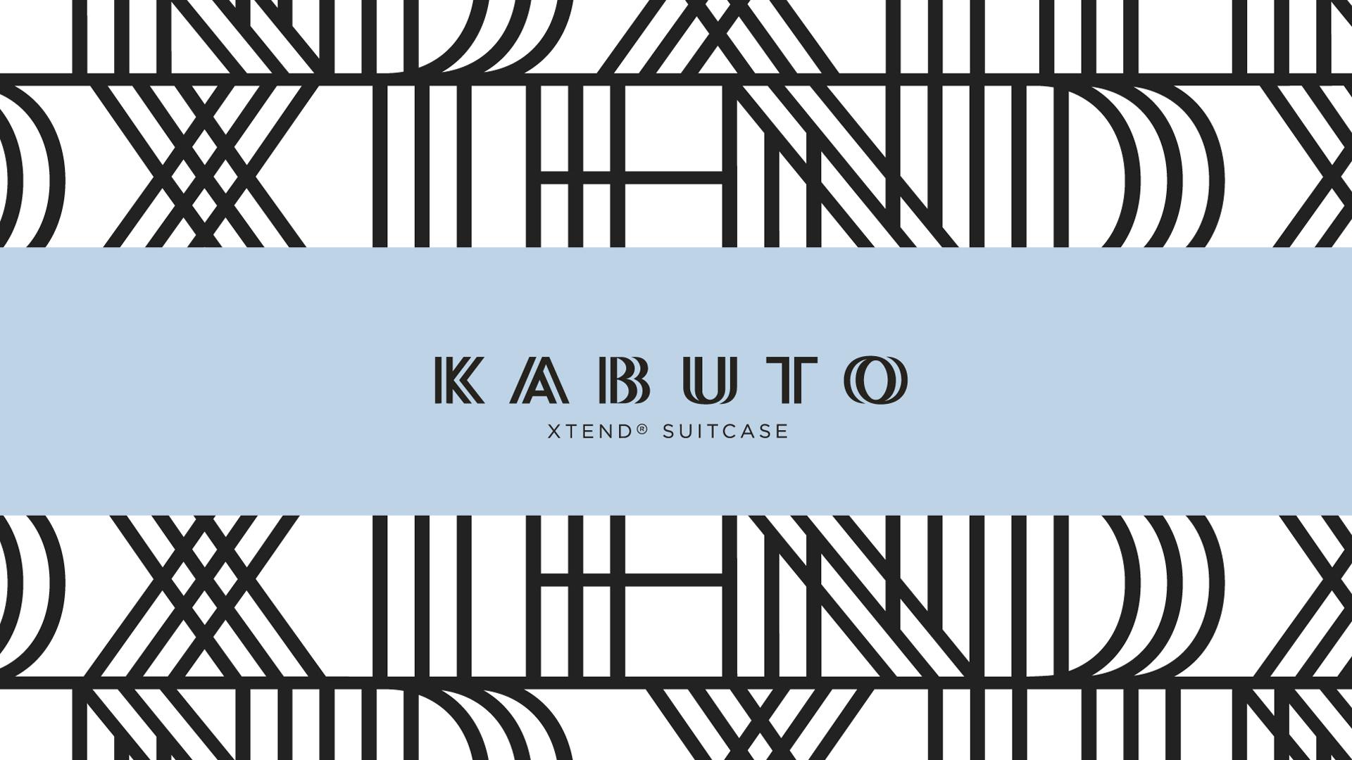 logotype kabuto-Xtend