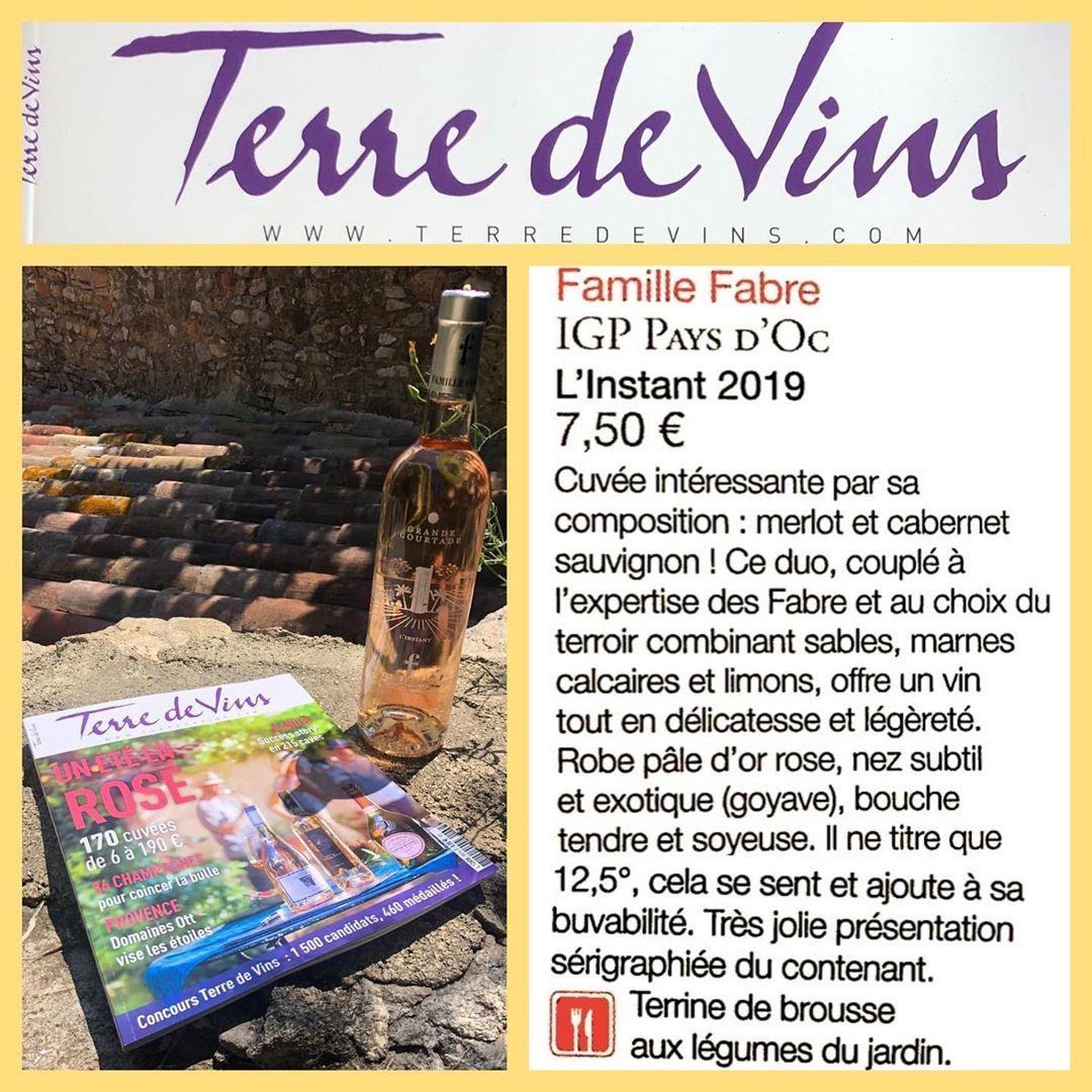 Terre de vin Famille Fabre Agence-S